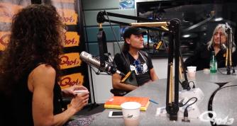 Matthias & Mikkey interview with NYC's Q104 Radio Station