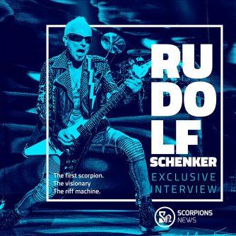 Rudolf Schenker interview with Scorpions News
