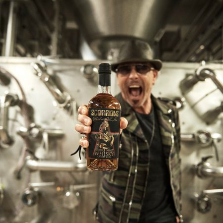 Scorpions Whiskey Available in Australia