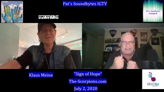 Pat's Soundbytes Unplugged - Podcast Radio Show